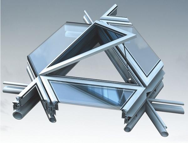 玻璃天窗屋面
