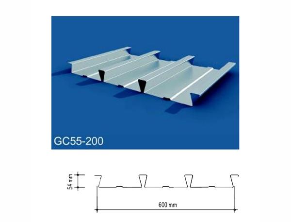 组合楼板压型钢板