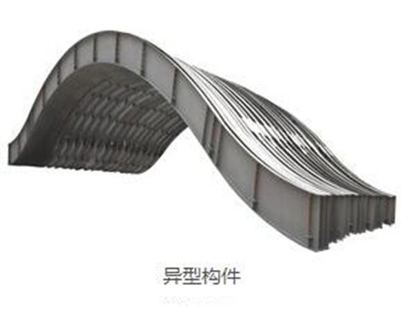 广西钢构件