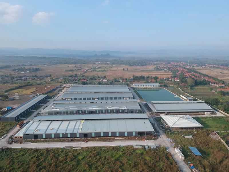 印尼耐克鞋厂