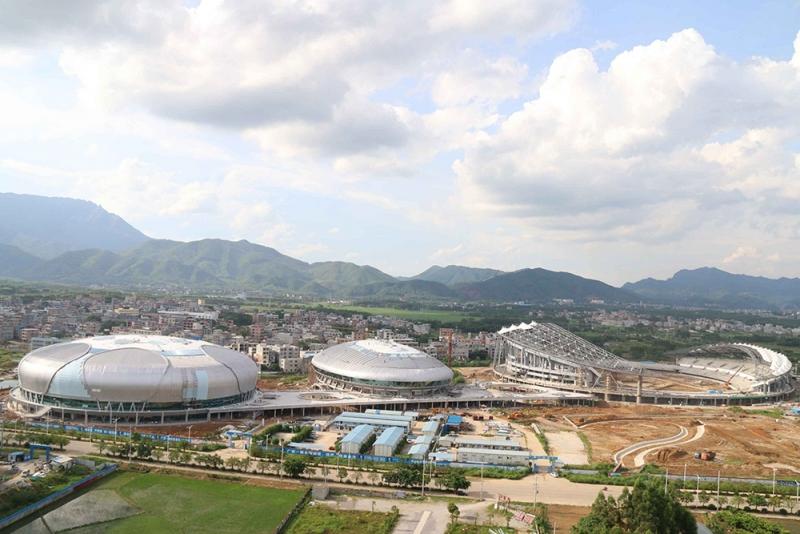 贵港体育中心