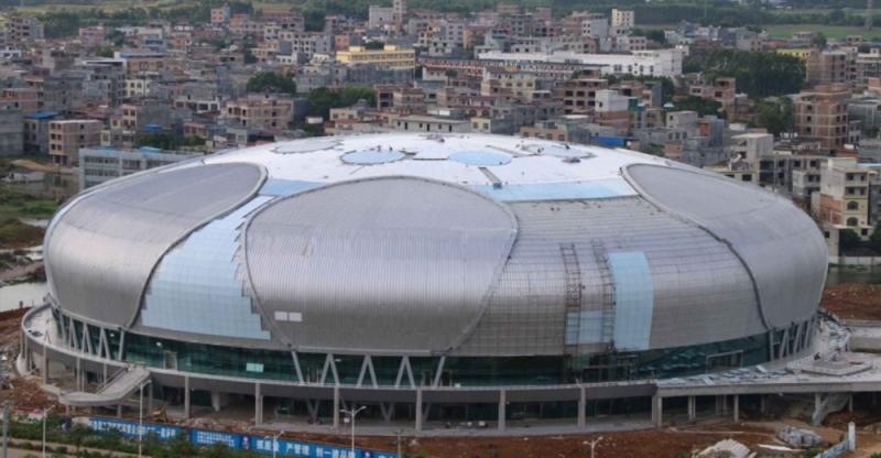 贵港体育中心综合体育馆